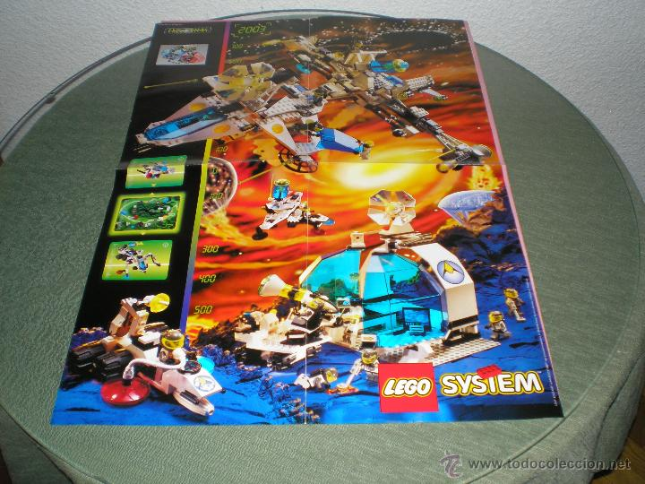 Poster De Juguetes Lego Kaufen Altes Lego Spielzeug In