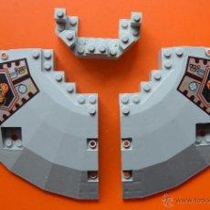 Juegos construcción - Lego: 3 PIEZAS LEGO - SYSTEMS - UFO - OVNI - STAR WARS. Lote 49386059
