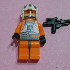 Juegos construcción - Lego: FIGURA LEGO STAR WARS, THE EMPIRE STRIKES BACK ZEV SENESCA. Lote 49528669