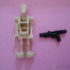 Juegos construcción - Lego: MINI FIGURA LEGO SATAR WARS. ANDROIDE. Lote 49696037