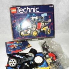 Juegos construcción - Lego: MAGNIFICO LEGO ANTIGUO TECHNIC REF 8818. Lote 49885109