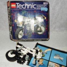 Juegos construcción - Lego: MAGNIFICO LEGO ANTIGUO TECHNIC REF 8810. Lote 49885120