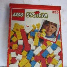 Juegos construcción - Lego: LEGO SYSTEM REF 335, EN CAJA. CC. Lote 49918118