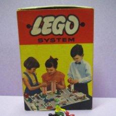Juegos construcción - Lego: ANTIGUA VESPA LAMBRETTA DE LEGO ORIGINAL - PERFECTA . Lote 50006920