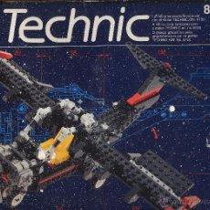 Juegos construcción - Lego: JUEGO LEGO TECHNIC - INCOMPLETO CON 246 PIEZAS - VER FOTOS EXTRAS ---------(REF M1 E1). Lote 50158349
