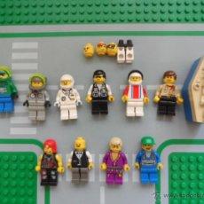 Juegos construcción - Lego: LOTE VARIADO FIGURAS LEGO . Lote 50267435
