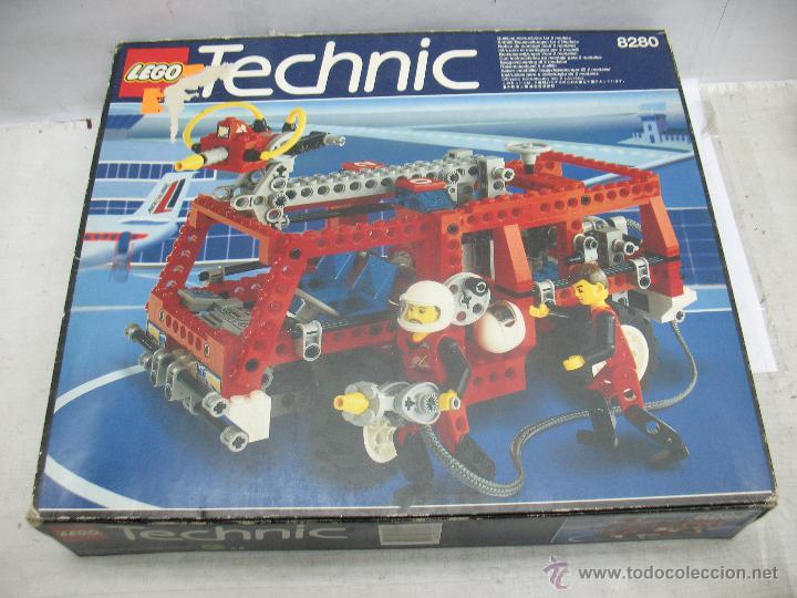 Juegos construcción - Lego: LEGO Technic Ref: 8280 - Juego de construcción para construir camión - Foto 3 - 50914159