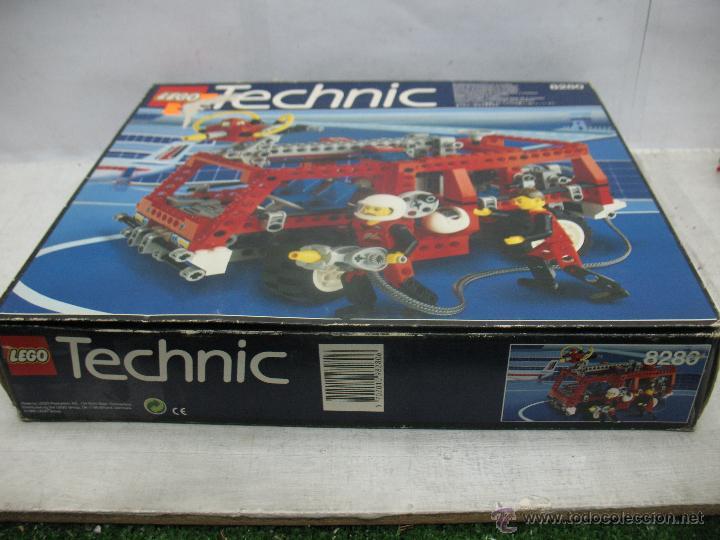 Juegos construcción - Lego: LEGO Technic Ref: 8280 - Juego de construcción para construir camión - Foto 4 - 50914159