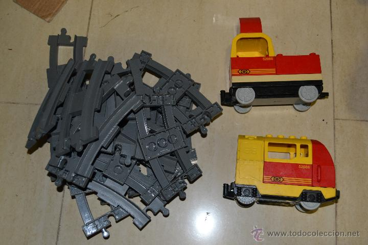 TREN DE LEGO (Juguetes - Construcción - Lego)
