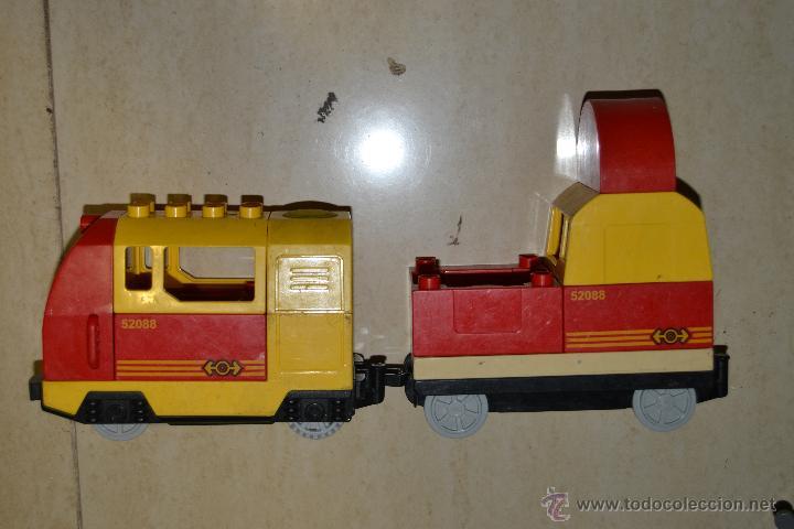 Juegos construcción - Lego: Tren de Lego - Foto 3 - 51385543
