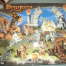 Juegos construcción - Lego: MEGA BLOKS.2002.DRAGONS.REF,9881 THE BATTLE GATE.. Lote 51659199
