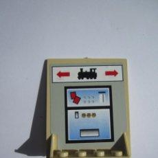 Juegos construcción - Lego: LEGO HARRY POTTER PIEZA MÁQUINA EXPENDEDORA BILLETES ESTACIÓN DE TREN HOGWARTS EXPRESS REF 4708. Lote 52018438