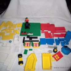 Juegos construcción - Lego: LOTE DE LEGO.LO QUE SE VE EN LAS FOTOGRAFIAS. Lote 52164263
