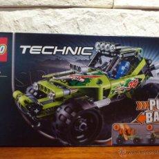Juegos construcción - Lego: LEGO - LEGO TECHNIC - COCHE DE CARRERAS - COCHE TODOTERRENO - 42027 - NUEVO -. Lote 91989127