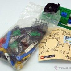Juegos construcción - Lego: LOTE FICHAS LEGO VARIOS TAMAÑOS VER FOTOS ADICIONALES . Lote 53857601