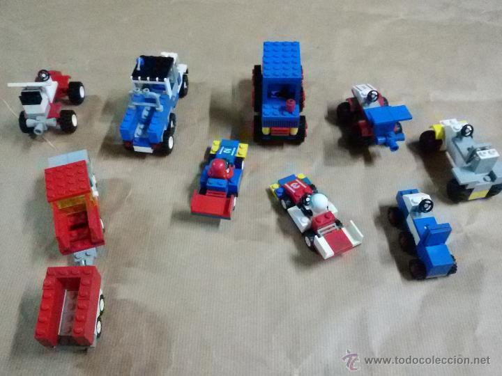 Juegos construcción - Lego: Lego: coches, Remolque, F1, varios lote - Foto 2 - 53081733