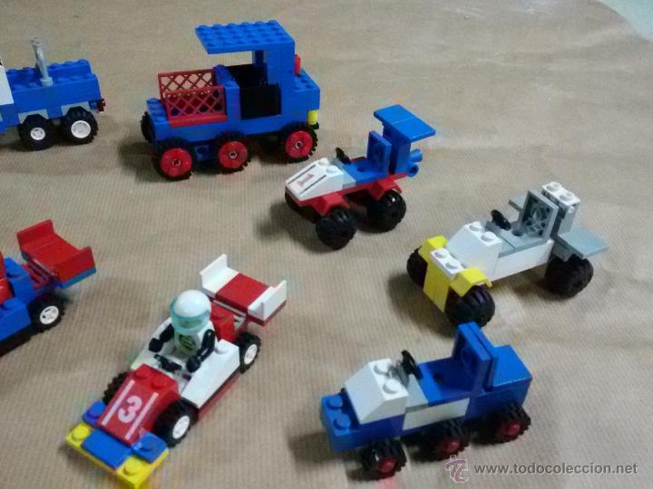 Juegos construcción - Lego: Lego: coches, Remolque, F1, varios lote - Foto 3 - 53081733
