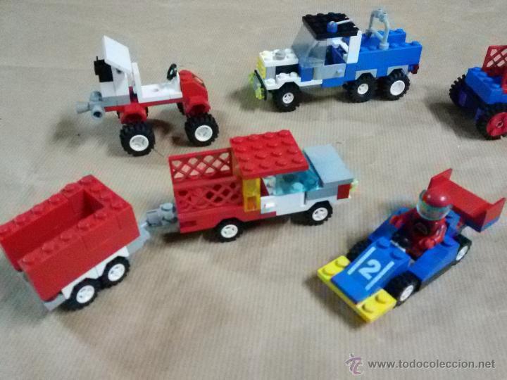 Juegos construcción - Lego: Lego: coches, Remolque, F1, varios lote - Foto 4 - 53081733