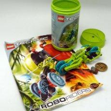 Juegos construcción - Lego: LEGO TECHNIC ROBORIDERS SWAP ROBOT 2000. Lote 53103538