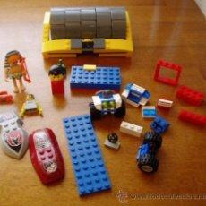 Juegos construcción - Lego - Lote piezas lego - 53108446