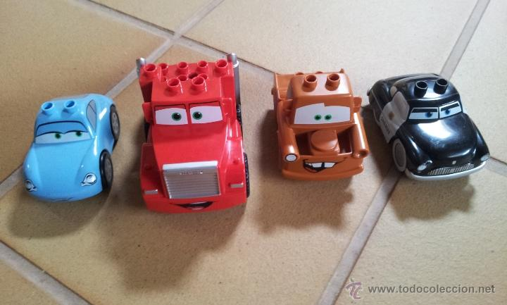 Lego Duplo Coches Pelicula Cars Disney Sold Through Direct Sale