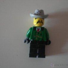 Juegos construcción - Lego: FIGURA LEGO DEL OESTE. Lote 53578948
