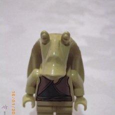 Juegos construcción - Lego: LEGO STAR WARS MINIFIGURA JAR JAR BINGS ORIGINAL DE LAS PRIMERAS SERIES - MINI FIGURA EPISODIO I. Lote 53828976