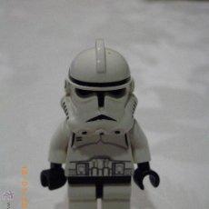 Juegos construcción - Lego: LEGO STAR WARS MINIFIGURA CLONE TROOPER - SOLDADO - MINI FIGURA EPISODIO GUERRAS CLONES. Lote 53830647
