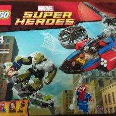 Juegos construcción - Lego: LEGO MARVEL SUPER HÉROES 76016. Lote 53999538
