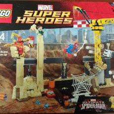 Juegos construcción - Lego: LEGO MARVEL SUPER HEROES 76037. Lote 53999656