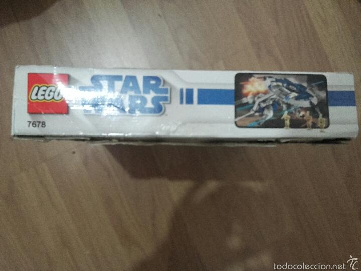 Juegos construcción - Lego: Lego Star Wars Droid Gunship 7678 - Foto 2 - 54498918