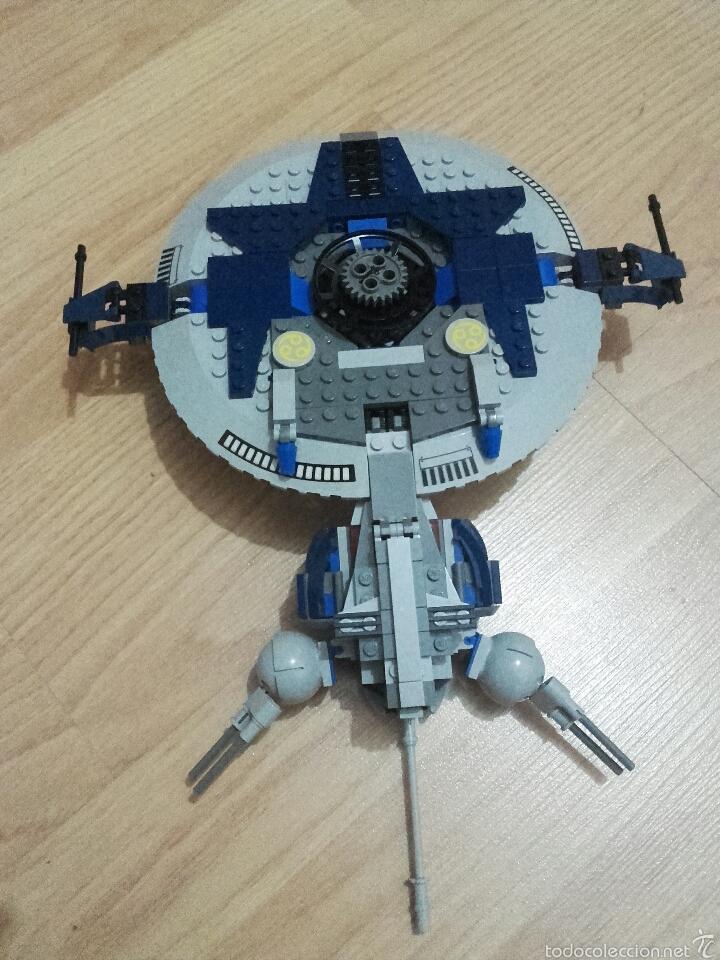 Juegos construcción - Lego: Lego Star Wars Droid Gunship 7678 - Foto 3 - 54498918