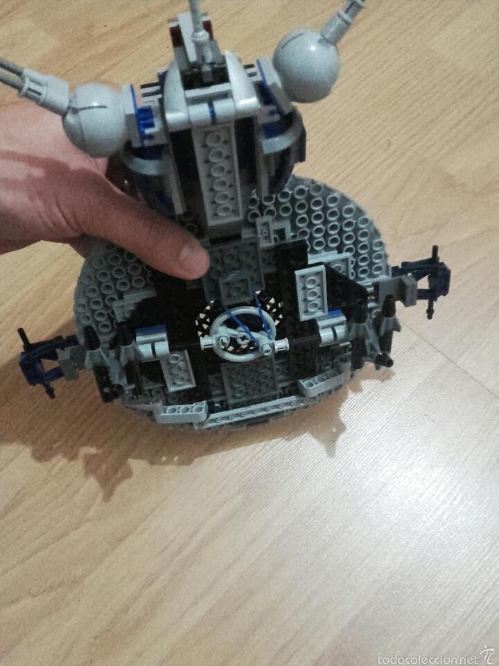 Juegos construcción - Lego: Lego Star Wars Droid Gunship 7678 - Foto 4 - 54498918