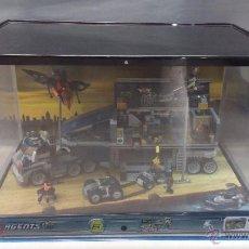 Juegos construcción - Lego: VITRINA DIORAMA LEGO ORIGINAL FABRICA EXCLUSIVA. Lote 54540610