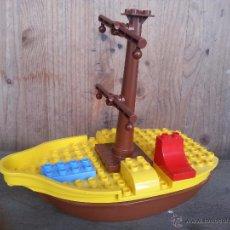 Juegos construcción - Lego: BARCO LEGO DUPLO. Lote 54827799