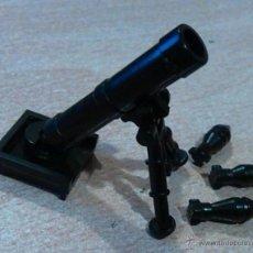 Juegos construcción - Lego: LOTE MORTERO / EJERCITO / MINIFIGURAS CUSTOM LEGO COMPATIBLES. Lote 55077391