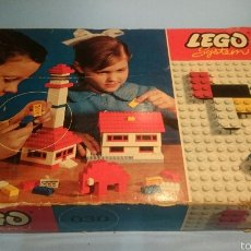 Juegos construcción - Lego: CAJA LEGO SYSTEM 030 DE 1965. Lote 55158603