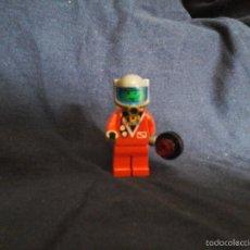 Juegos construcción - Lego: LOTE MINIFIGURA ANTIGUA LEGO ORIGINAL. Lote 55366309