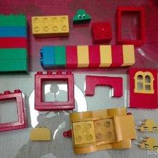 Juegos construcción - Lego: LEGO DUPLO PIEZAS VARIAS 300 GRAMOS. Lote 56045215