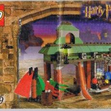 Juegos construcción - Lego: INSTRUCCIONES LEGO HARRY POTTER 4719 AÑO 2003. Lote 56091556