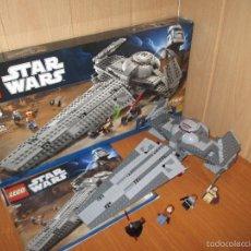 Juegos construcción - Lego: LEGO 7961 - STAR WARS (COMPLETO Y COMO NUEVO). Lote 56324672