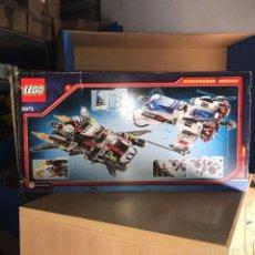 Juegos construcción - Lego: CAJA DE LEGO SPACE POLICE AÑO 2009 SERIE NUNCA EDITADA EN ESPAÑA, NUEVA SIN USO. Lote 56499142