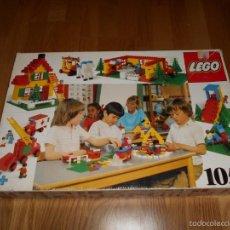 Juegos construcción - Lego: LEGO CONSTRUCCIONES EDUCATIONAL SET 1056 BASIC SCHOOL PACK DE 1985 MUY RARO MUY COMPLETO. Lote 56598569