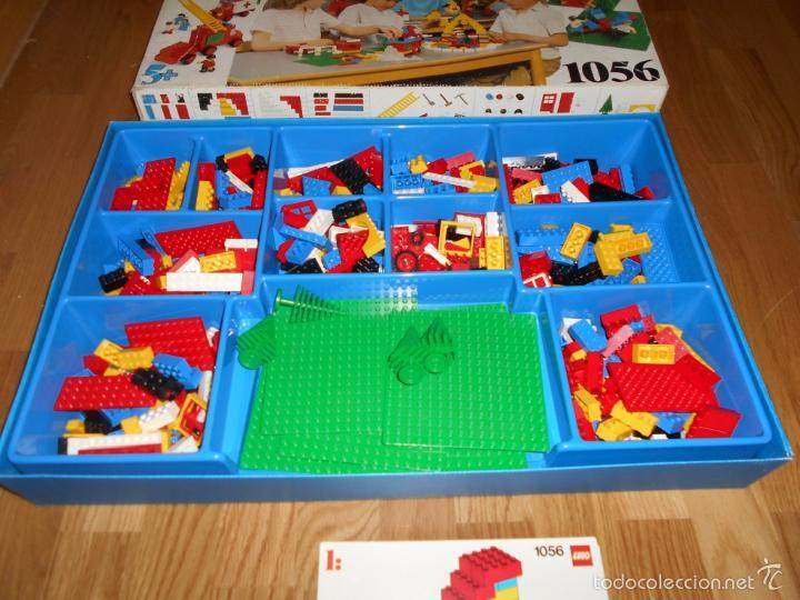 Juegos construcción - Lego: Lego Construcciones Educational set 1056 Basic School Pack de 1985 MUY RARO MUY COMPLETO - Foto 2 - 56598569