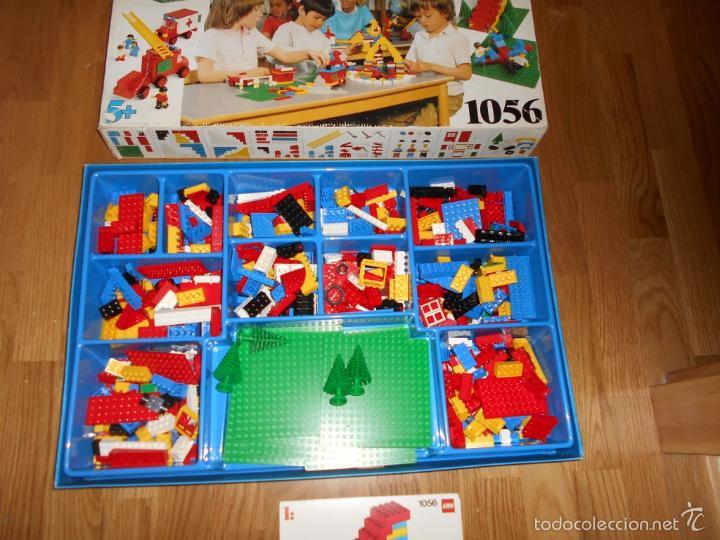 Juegos construcción - Lego: Lego Construcciones Educational set 1056 Basic School Pack de 1985 MUY RARO MUY COMPLETO - Foto 3 - 56598569
