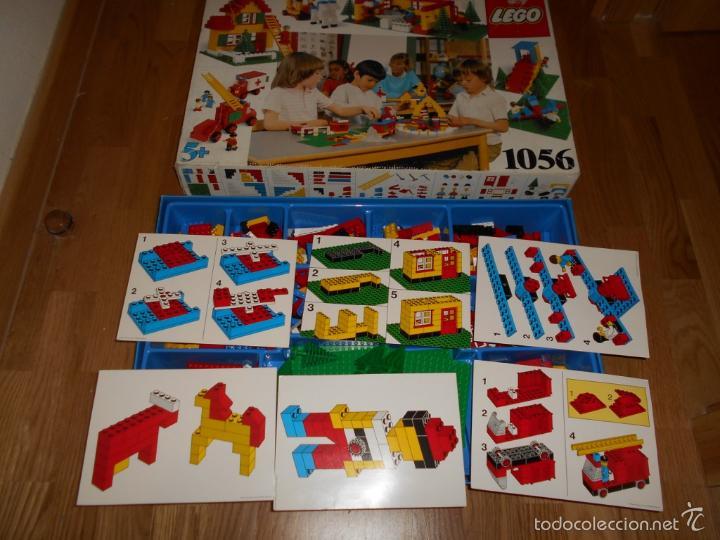 Juegos construcción - Lego: Lego Construcciones Educational set 1056 Basic School Pack de 1985 MUY RARO MUY COMPLETO - Foto 5 - 56598569