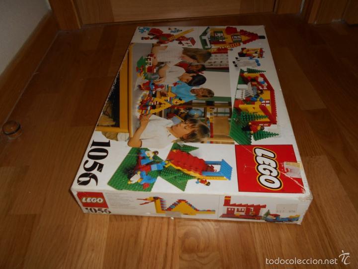 Juegos construcción - Lego: Lego Construcciones Educational set 1056 Basic School Pack de 1985 MUY RARO MUY COMPLETO - Foto 7 - 56598569