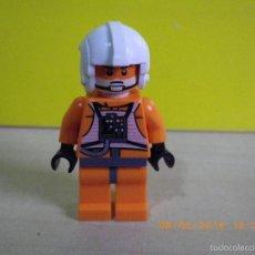 Juegos construcción - Lego: LEGO STAR WARS MINIFIGURA ORIGINAL ZEV SENESCA - PILOTO REBELDE - MINI FIGURA EPISODIO V. Lote 58532054