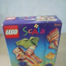 Juegos construcción - Lego: LEGO SCALA. Lote 57114695