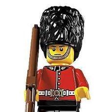 Juegos construcción - Lego: LEGO 8805 MINIFIGURAS SERIE 5 ROYAL GUARD.NUEVO EN BOLSA NUNCA ABIERTA.. Lote 57891527